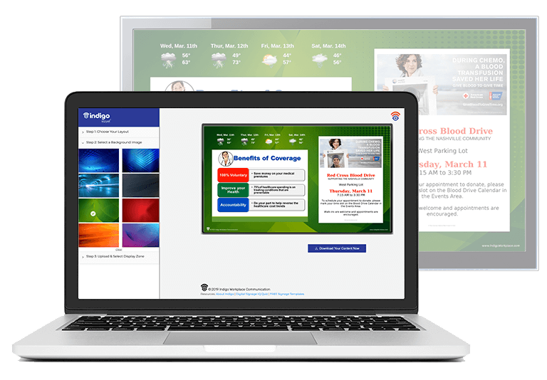 free digital signage software tool